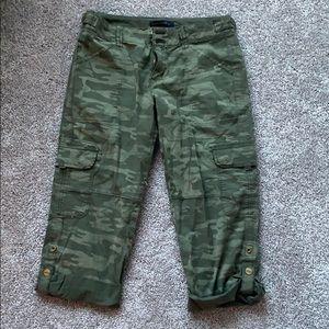 Sanctuary cargo camo pants